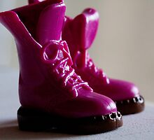 When I grow up to be Barbie, this is what I'll be wearing by Hege Nolan
