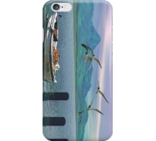 Lonely Boat iPhone Case iPhone Case/Skin