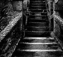 Spanish Castle Dreams III by Damienne Bingham