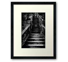 Spanish Castle Dreams III Framed Print