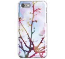 Bokeh Blossom #2 iPhone Case/Skin