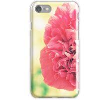 Pink Poppy 1 iPhone Case/Skin