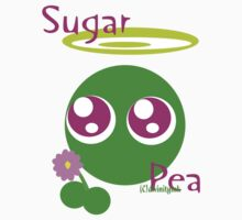 Sugar Pea T by divinityINK