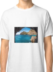 Sea and Rocks Classic T-Shirt
