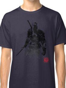 The Witcher sumi-e V2 Classic T-Shirt
