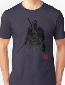 The Witcher sumi-e V2 Unisex T-Shirt