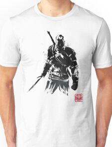 The Witcher sumi-e V2 Unisex T-Shirt