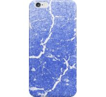 Map to the blue beyond iPhone Case/Skin