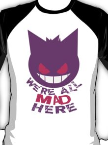 Gengar Cheshire Cat T-Shirt