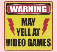 Gamer Warning One Piece - Long Sleeve