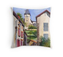 Châteldon Throw Pillow