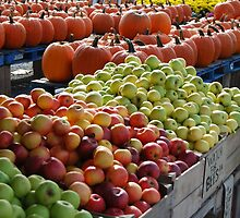 Farm Stand by Sunshinesmile83