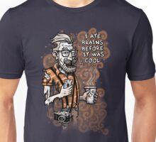 Zomb Hipster Unisex T-Shirt