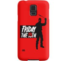 Friday The 13th Samsung Galaxy Case/Skin