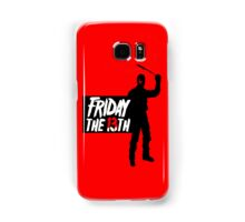 Friday The 13th Samsung Galaxy Case/Skin