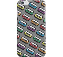 PIXEL CASSETTES  iPhone Case/Skin