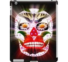 Day of Dead Skull 2015 iPad Case/Skin