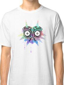Watercolor's Mask Classic T-Shirt