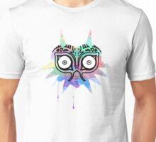 Watercolor's Mask Unisex T-Shirt