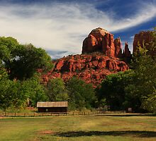 Cathedral Rock 2 by Candy Gemmill