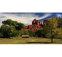 Cathedral Rock 2 Photographic Print