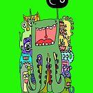 Monster iPhone by davepockett
