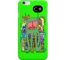 Monster iPhone iPhone Case/Skin