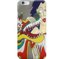 Taming the Dragon case iPhone Case/Skin