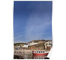 Cawsand Ferry  Poster