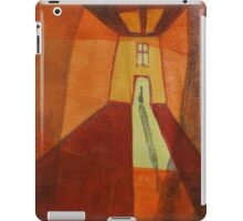 Red Painting  iPad Case/Skin