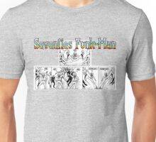 Seventies Funk-Man Unisex T-Shirt