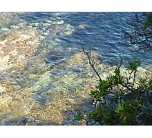 Shallow Water Photographic Print