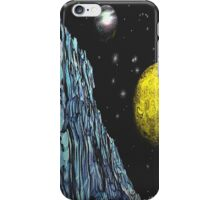 Space Mountain iPhone Case iPhone Case/Skin