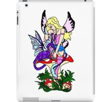 Faerie and Pseudo Dragon iPad Case/Skin