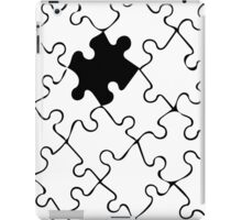 Jigsaw iPad Case/Skin