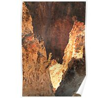 Grand Canyon of Yellowstone II Poster