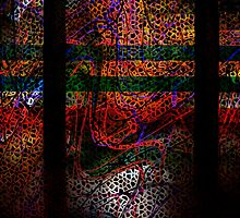 Encroaching Darkness by artbyJulia