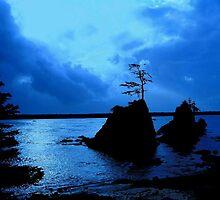 BLUE OCTOBER~ by RoseMarie747