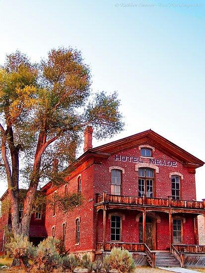 Hotel Meade 2 (Bannack, Montana, USA) by rocamiadesign