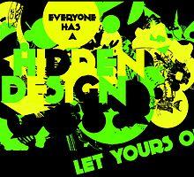 Hidden Design- Poster by scottwell