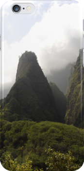 Iao Valley, Hawaii by CSDesigns