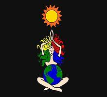 Elemental Sun Goddess Unisex T-Shirt