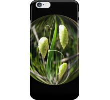 On the inside looking out. iPhone Case/Skin