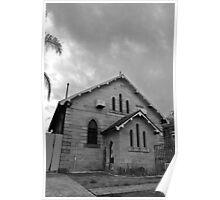 Parramatta Church Poster