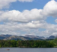 Lake Windermere by Lynne Morris