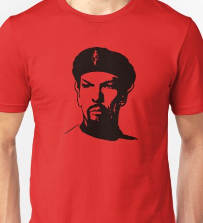 Evil Spock Plain  Unisex T-Shirt