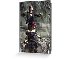 Gothic Photography Series 207 Greeting Card