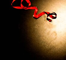 Love Ribbon by Joshua  Bennett