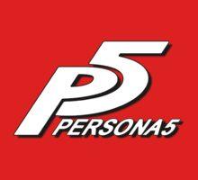 HD Persona 5 Logo by marcello505
