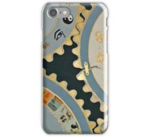 transmission of human activity iPhone Case/Skin